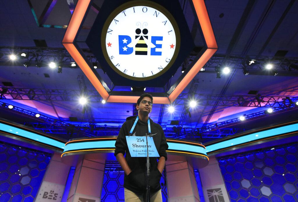 Spelling Bee - Shourav Dasari