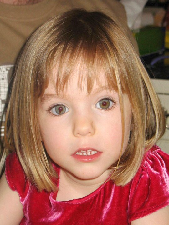 Madeleine McCann. British police said on Wednesday a German man has been identified as a suspect in the case of a 3-year-old British girl who disappeared 13 years ago while on a family holiday in Portugal. (AP Photo/File)