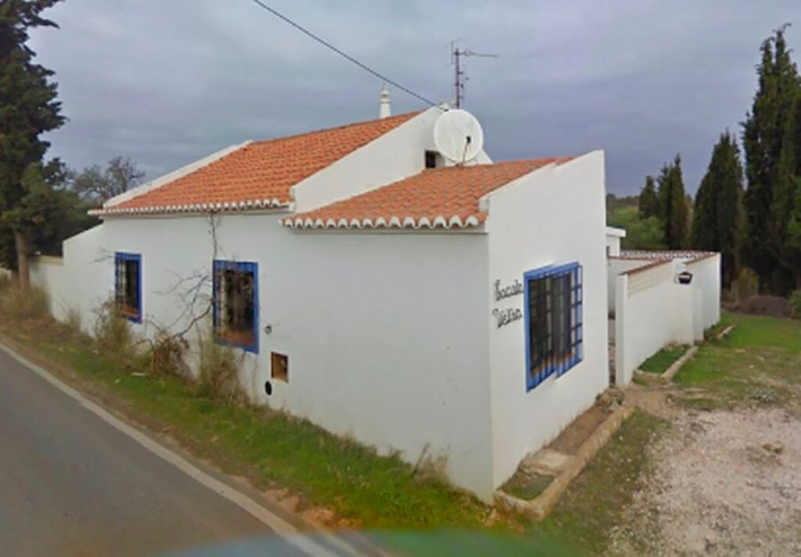 This handout photo provided by the German Federal Police, Bundeskriminalamt, BKA, if of a house in Portugal. They asked for anyone who can remember and provide information on the house in the picture. (AP Photo)