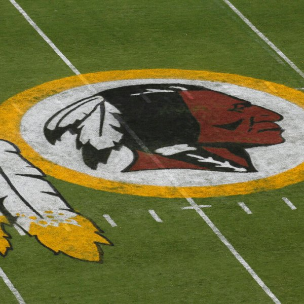 "Washington's NFL team will get rid of the name ""Redskins"" on Monday, according to multiple reports. It's unclear when a new name will be revealed for one of the league's oldest franchises. The team launched a ""thorough review"" of the name July 3. (AP Photo/Alex Brandon, File)"