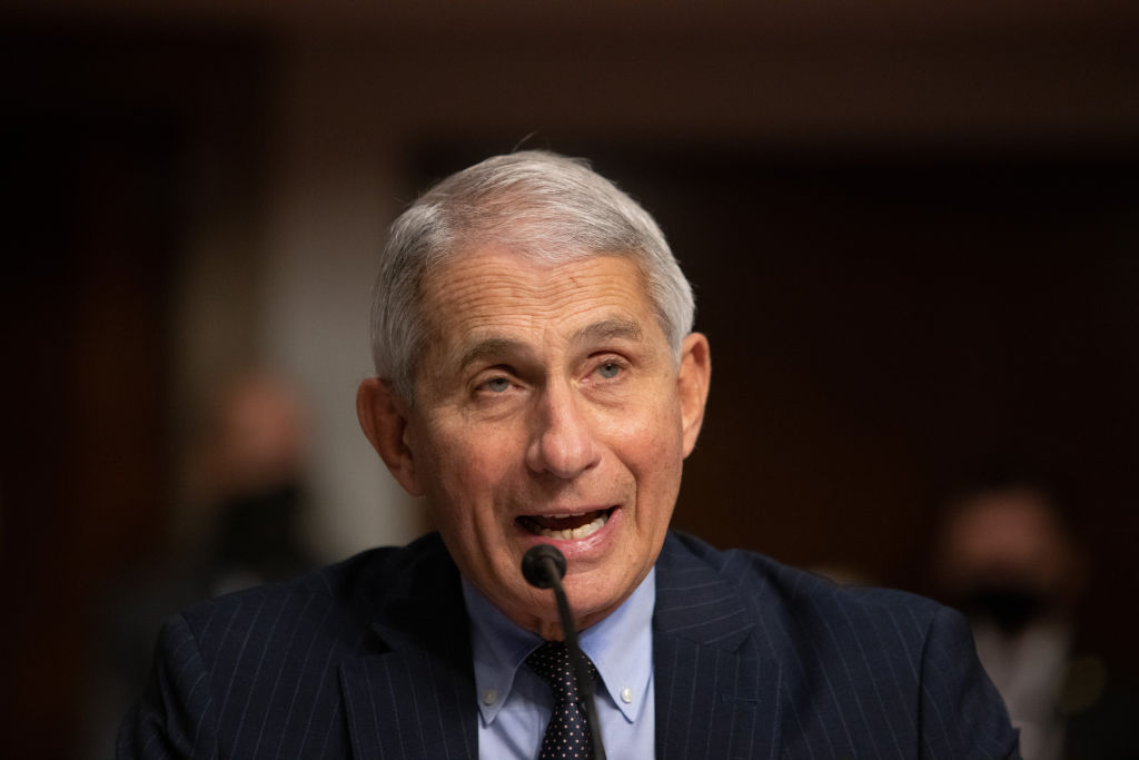 Dr. Anthony Fauci Testifies Before Senate On Federal Response To Pandemic