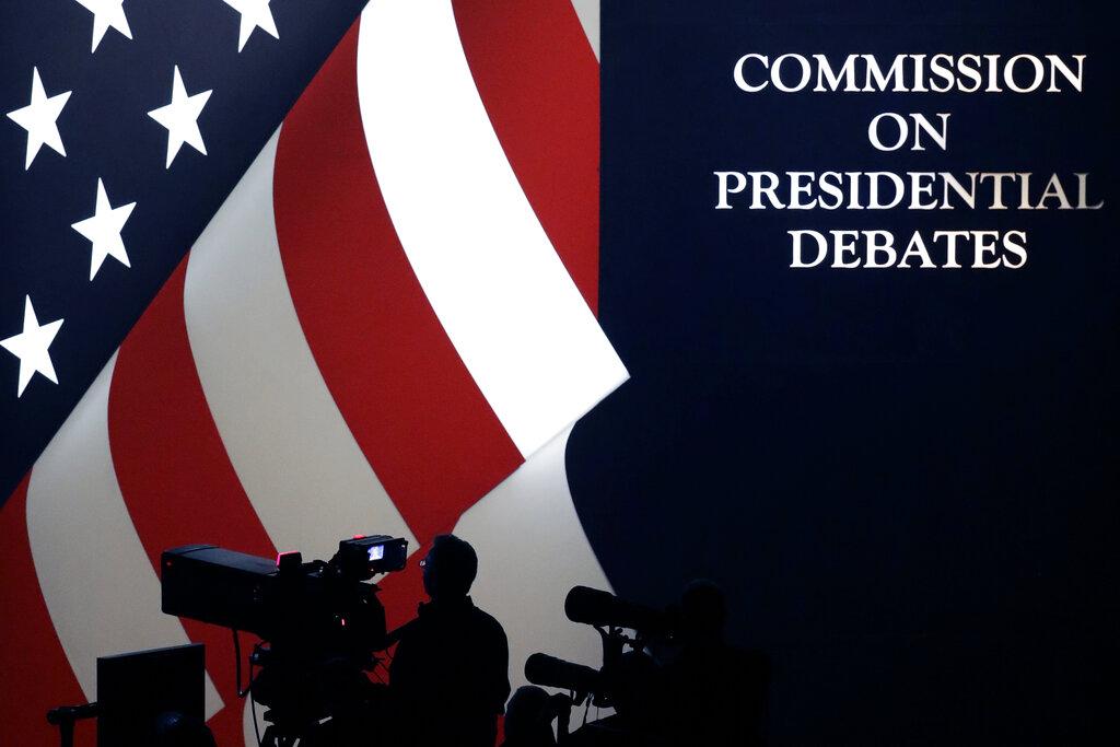 TV Debate Anchor