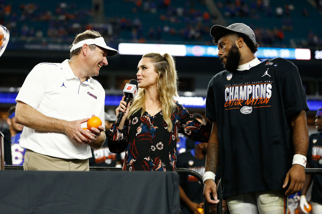 Capital One Orange Bowl - Virginia v Florida