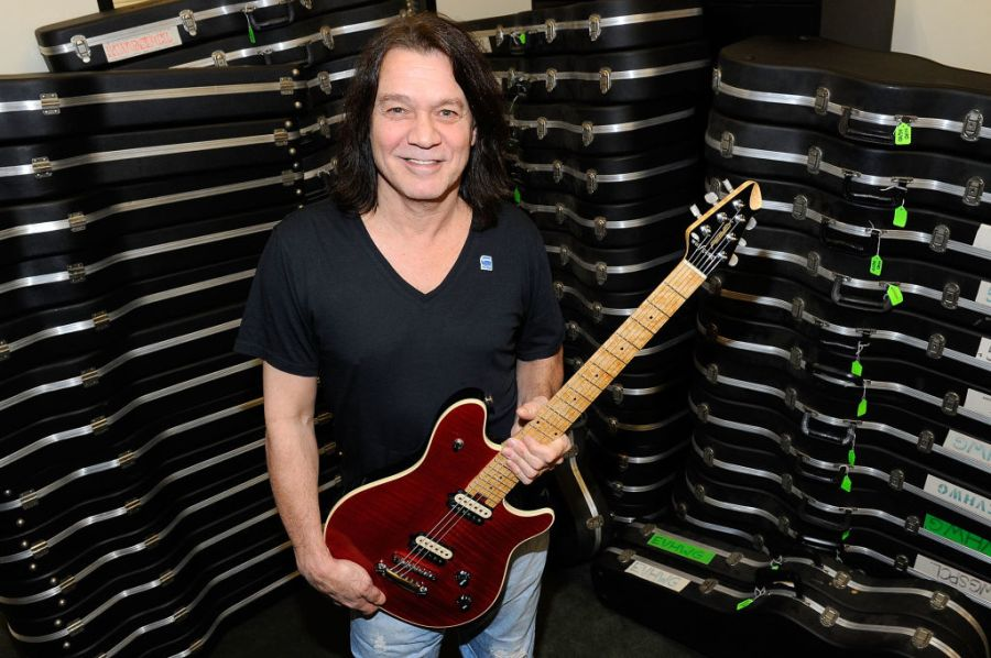 Photos Remembering Rock Legend Eddie Van Halen 8news
