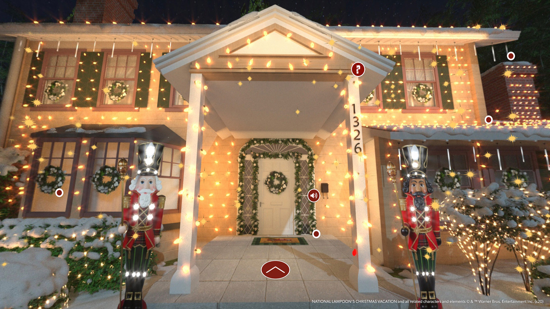 Sam's Club's new virtual holiday shopping experience.