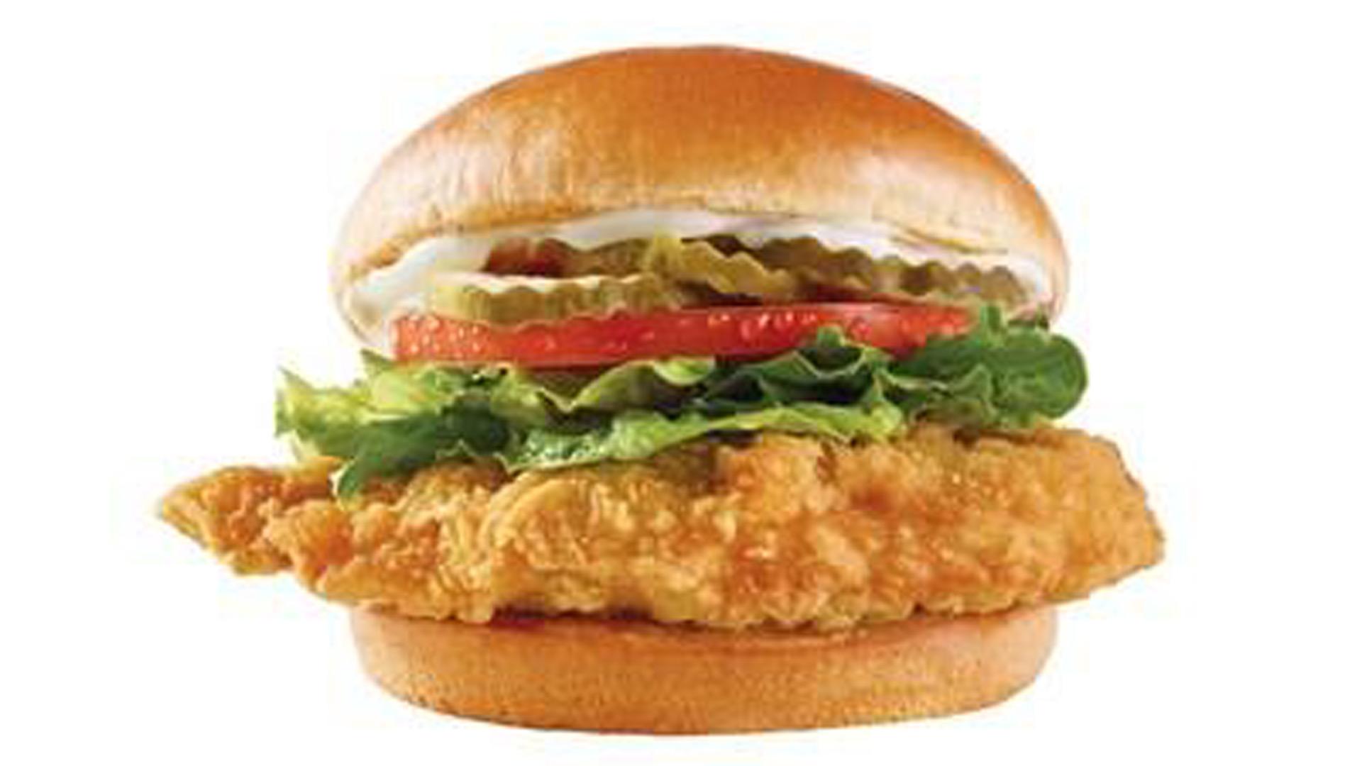 Wendys new Classic Chicken Sandwich