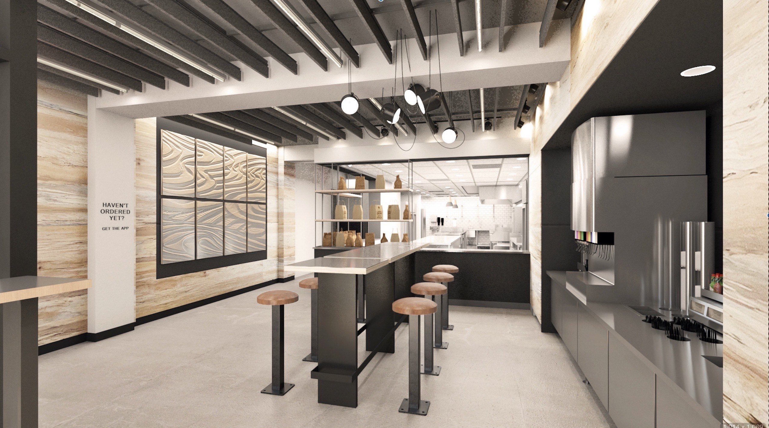 Chipotle has introduced its first-ever digital-only restaurant called the Chipotle Digital Kitchen. The new restaurant is located just outside the gates to the military academy in Highland Falls, NY and will open on Saturday, November 14 for pick-up and delivery only. (from Chipotle)