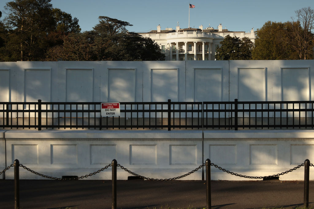 Washington, DC Prepares For Election Day