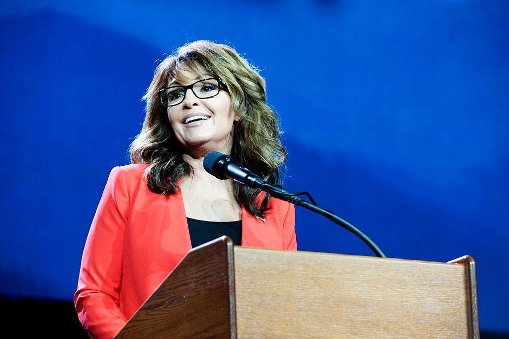 Sarah Palin COVID-19