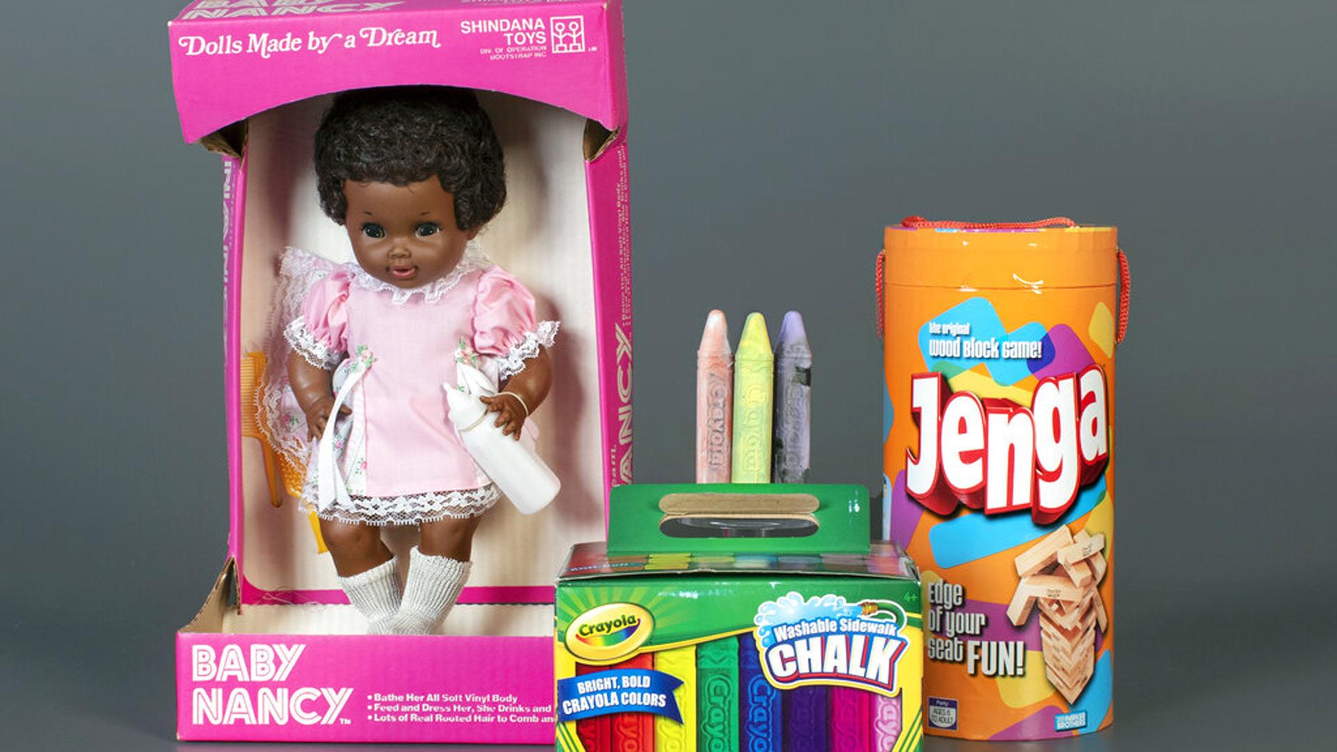 Baby Nancy doll