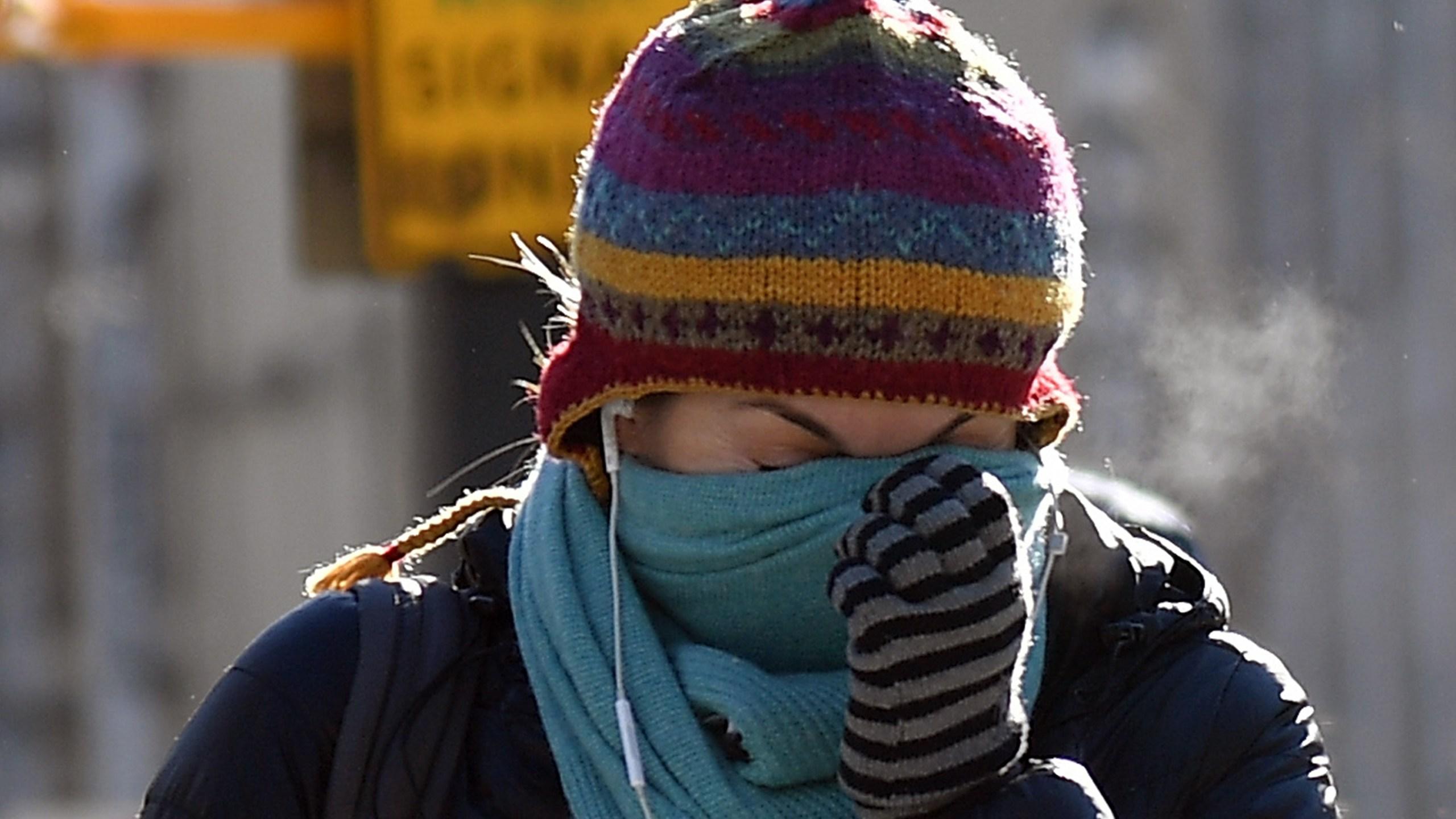 Polar Vortex cold