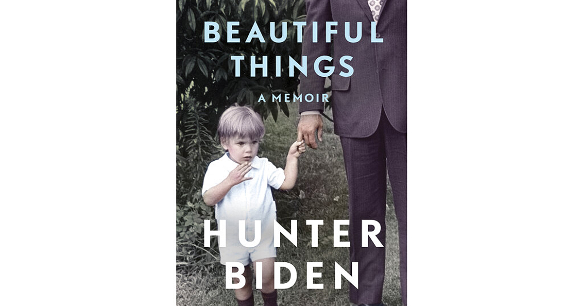 Hunter Biden book