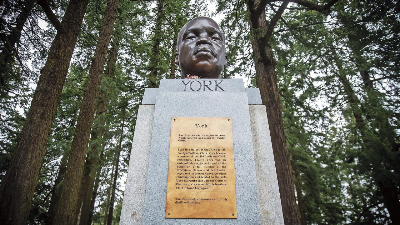 York statue