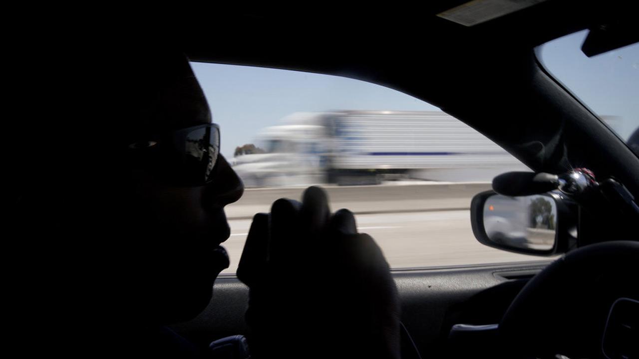 Highway Patrol officer