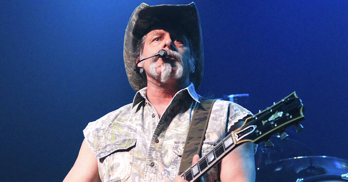 "ed Nugent performs at Rams Head Live in Baltimore in 2013. Nugent revealed he was in agony after testing positive for coronavirus — months after he said the virus was ""not a real pandemic."" ""I thought I was dying,"" Nugent says in a Facebook live video posted Monday. (Photo by Owen Sweeney/Invision/AP, File)"