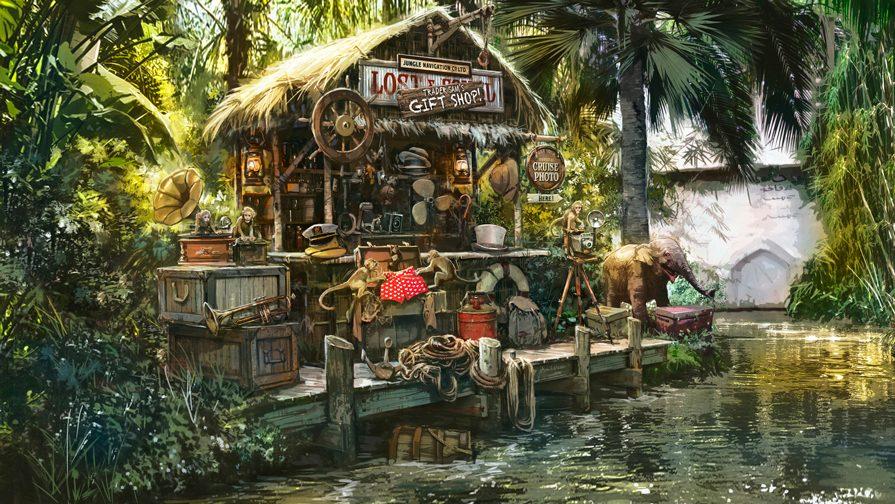Trader Sam's Gift Shop, Disney Parks Blog