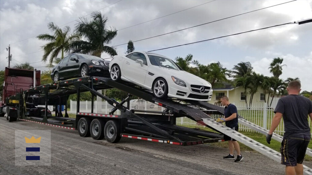 Best car transporters in California