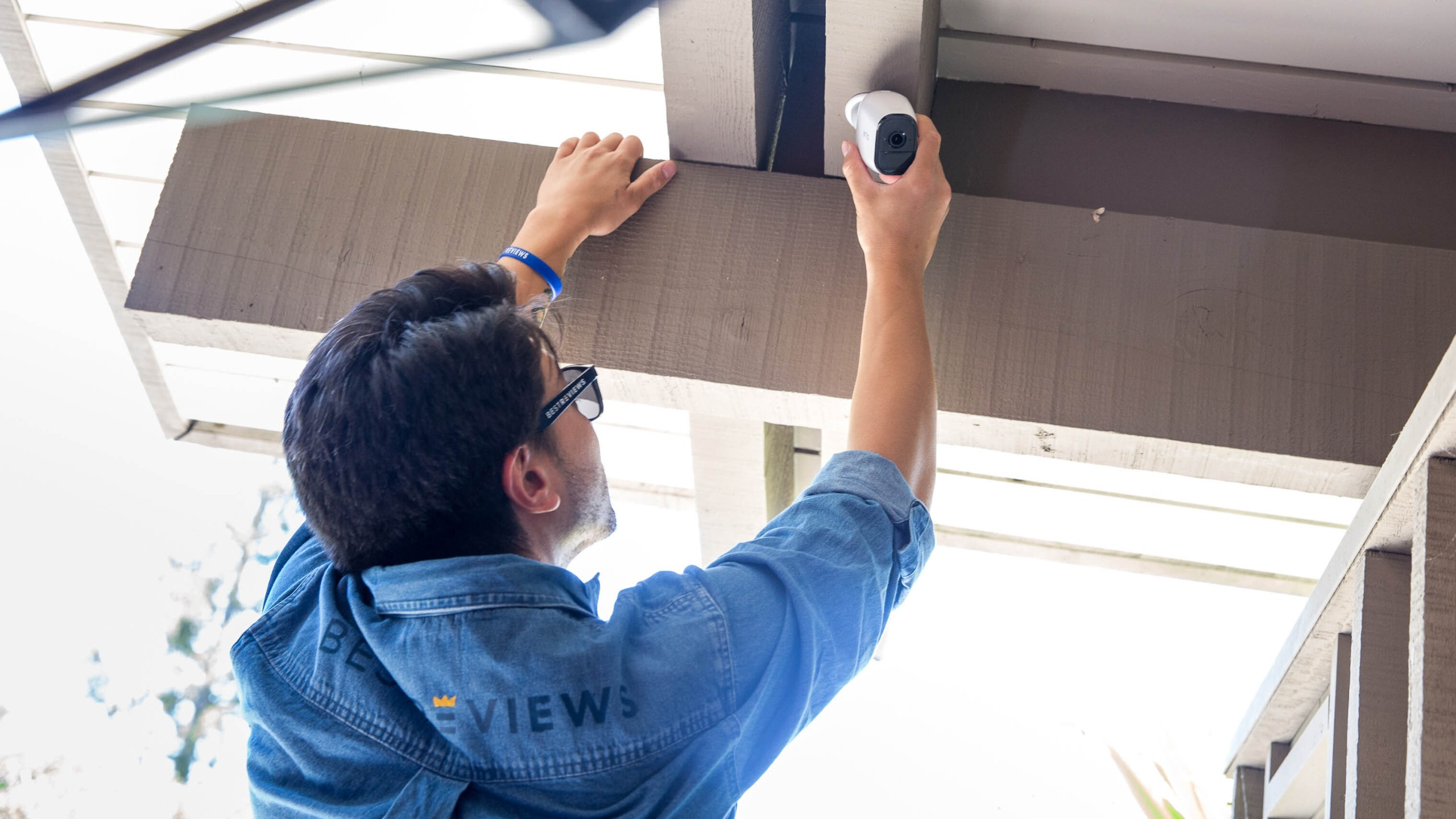 Best home alarm and security system companies in California