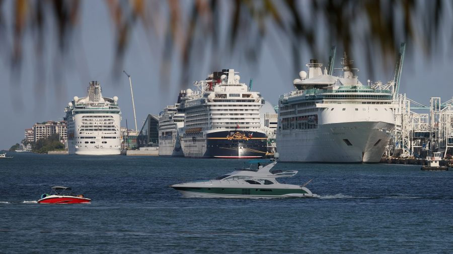 Cruise ships Florida law