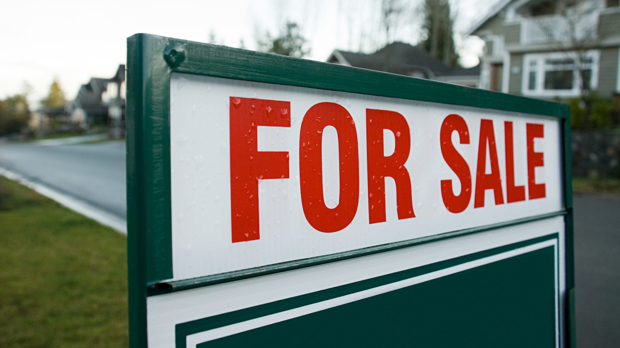 For Sale Home SIgn