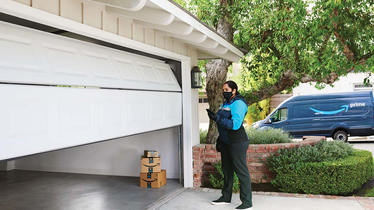 Key In-Garage Delivery