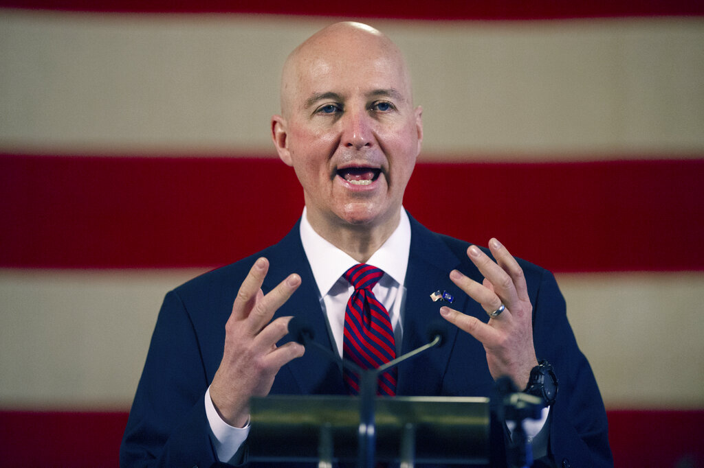 Nebraska Gov Pete Ricketts