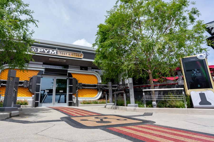 Pym Test Kitchen Disneyland Avengers Campus