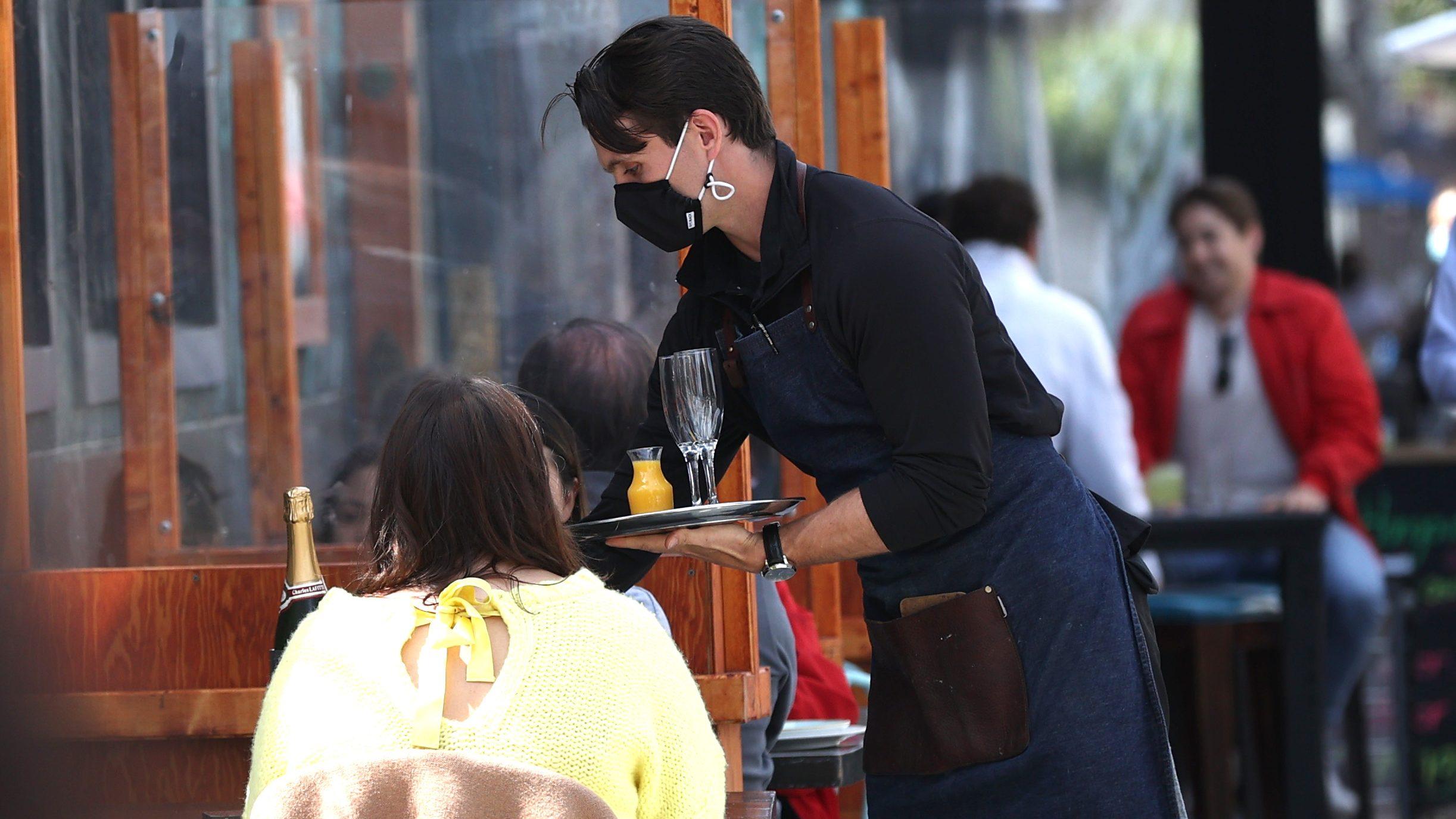 Restaurant Server San Francisco