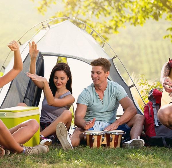 Summer camping essentials 2021