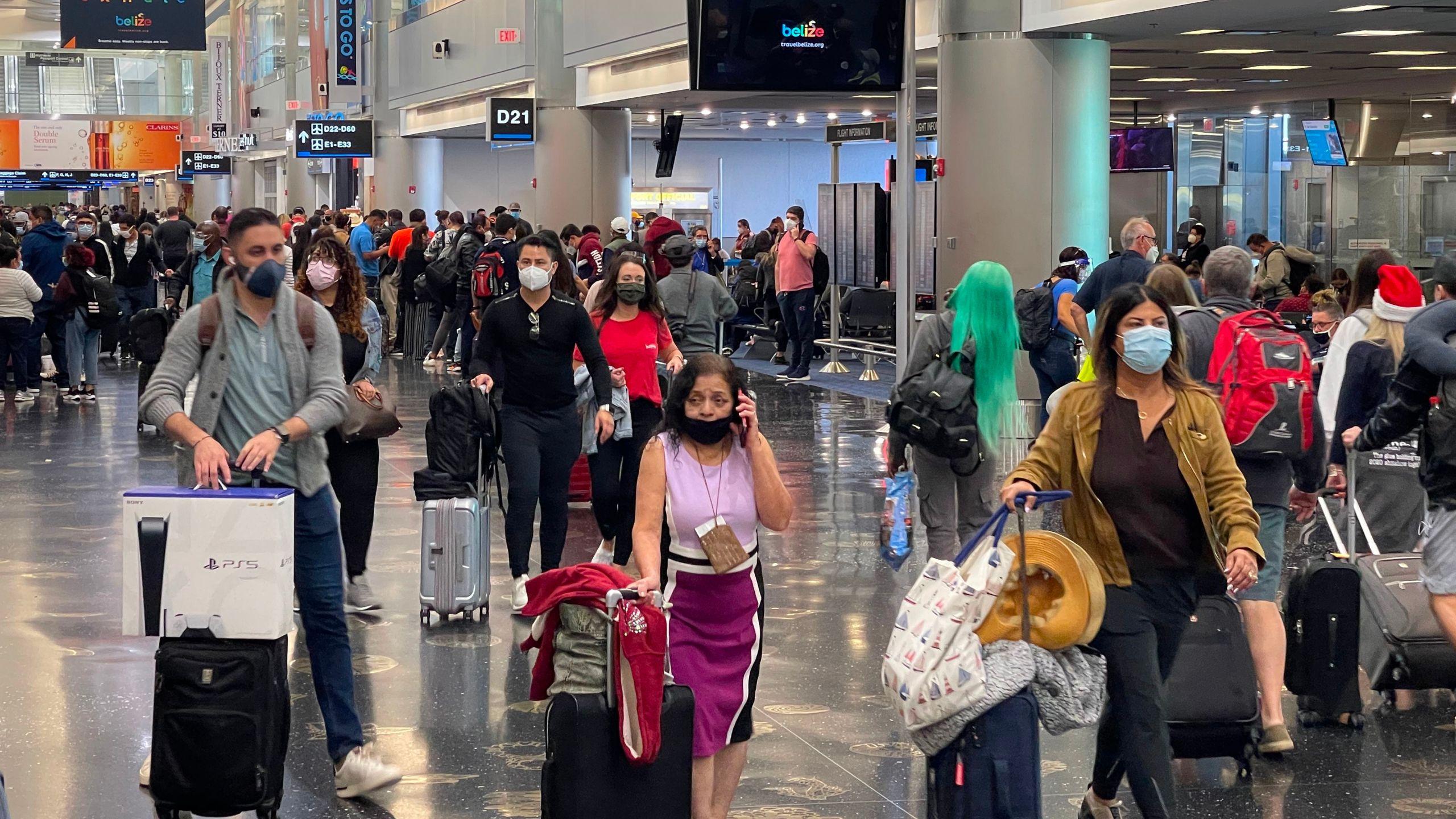 Airport People Travel International