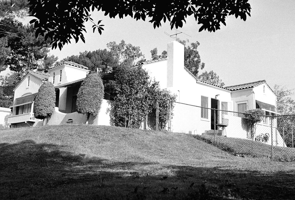 LaBianca home Manson murders