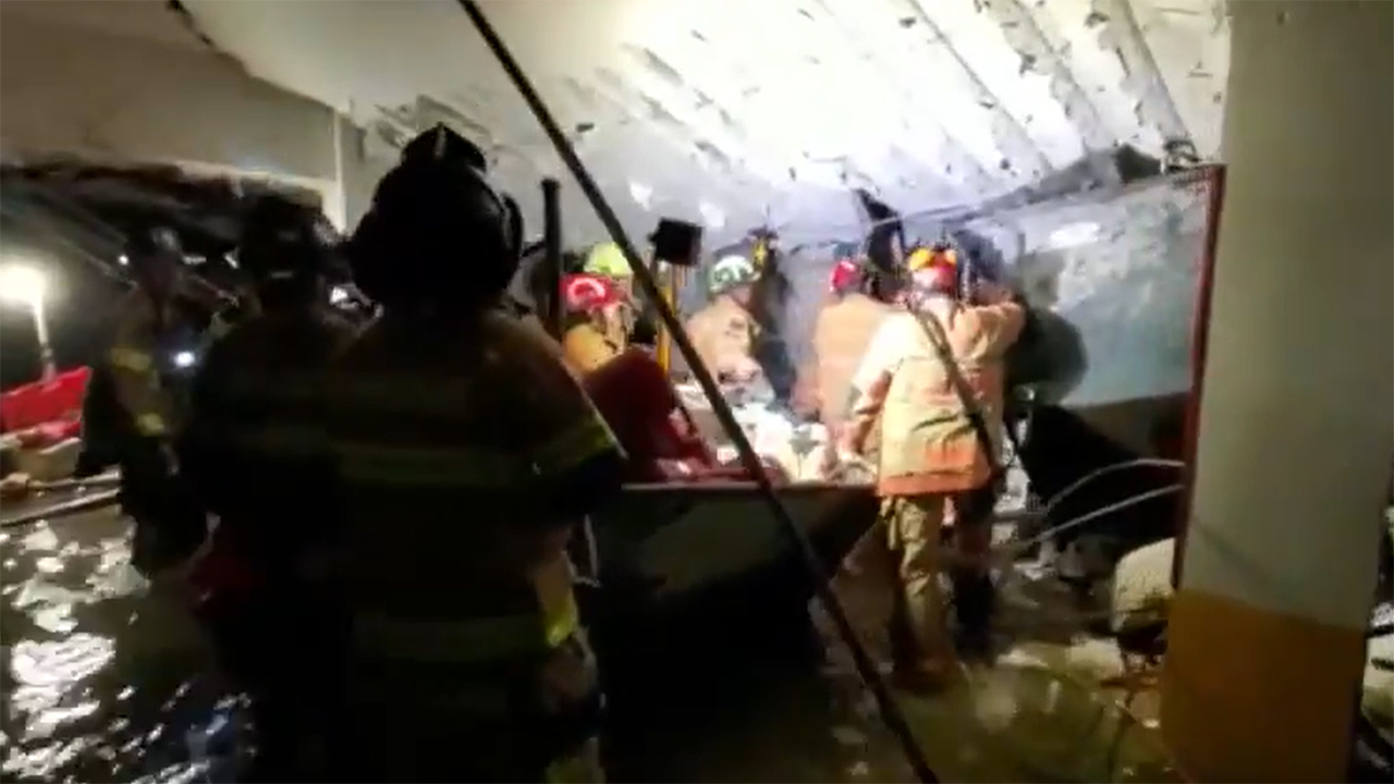 Miami-Dade Fire Rescue Surfside Building Collapse