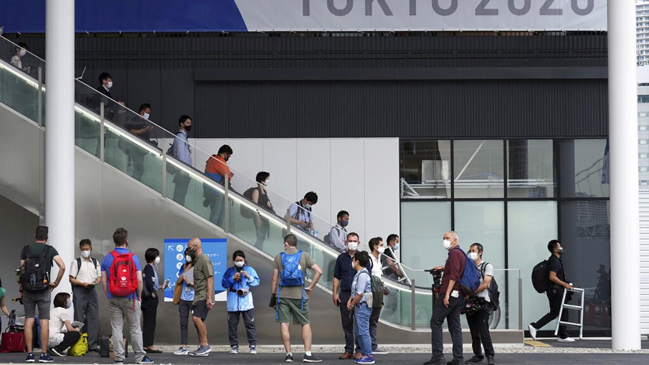 Olympics Tokyo 2020
