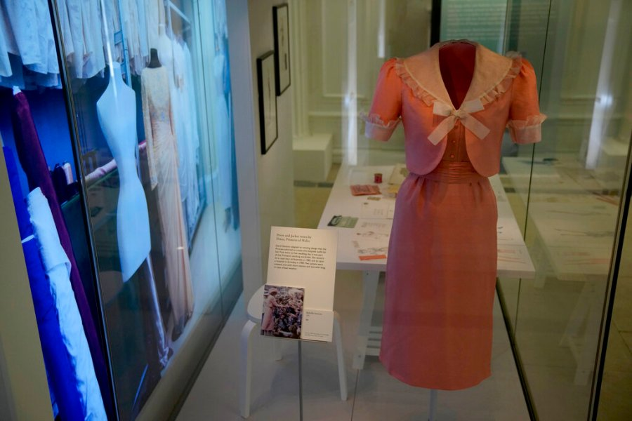 Princess Diana's wedding