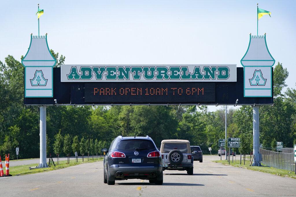 Adventureland Altoona Iowa