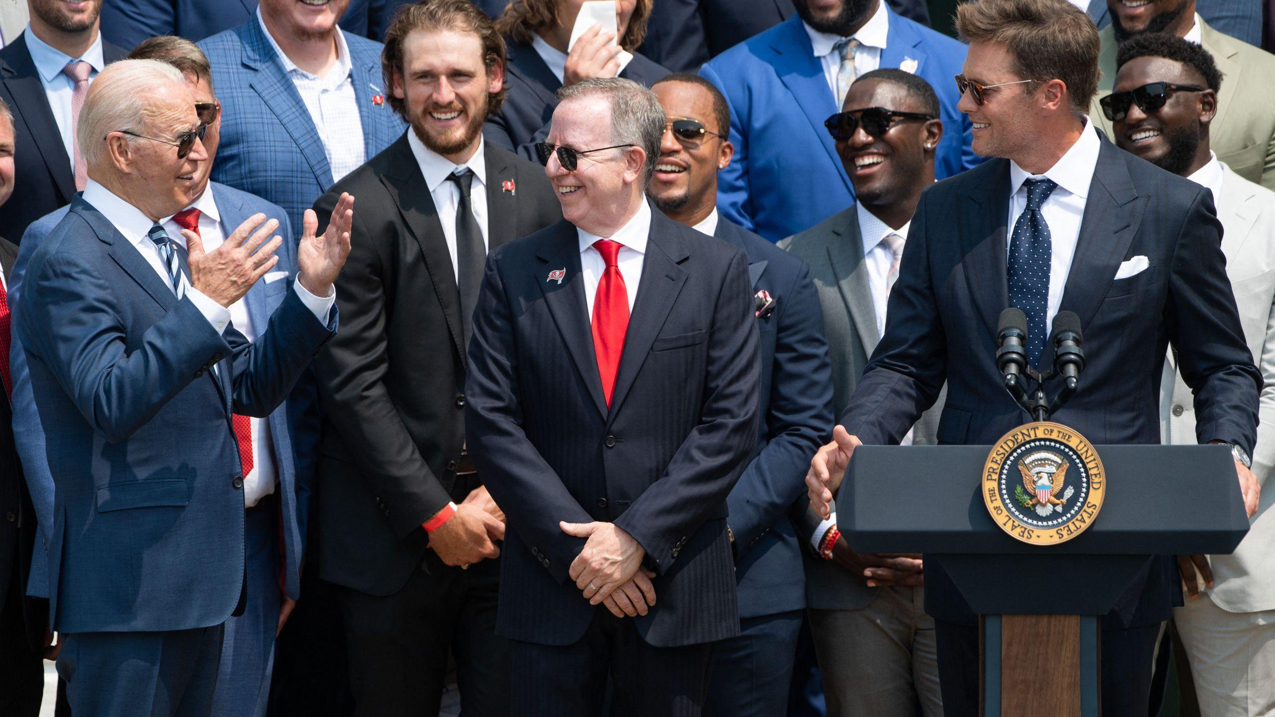 Brady Biden White House