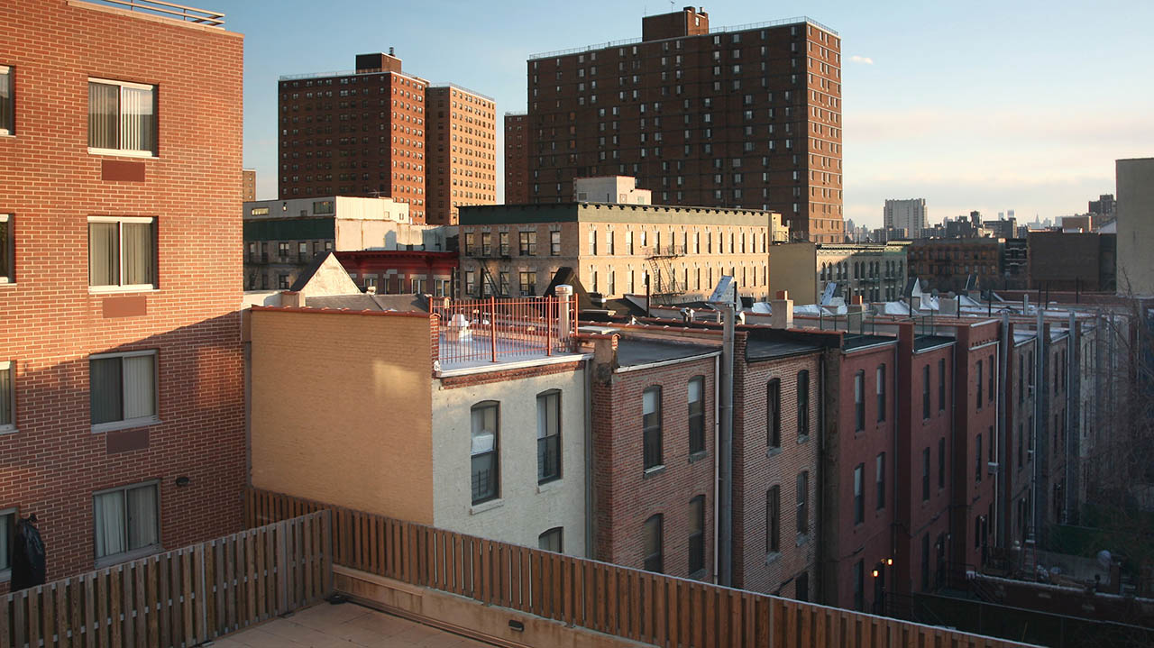 Apartments Harlem