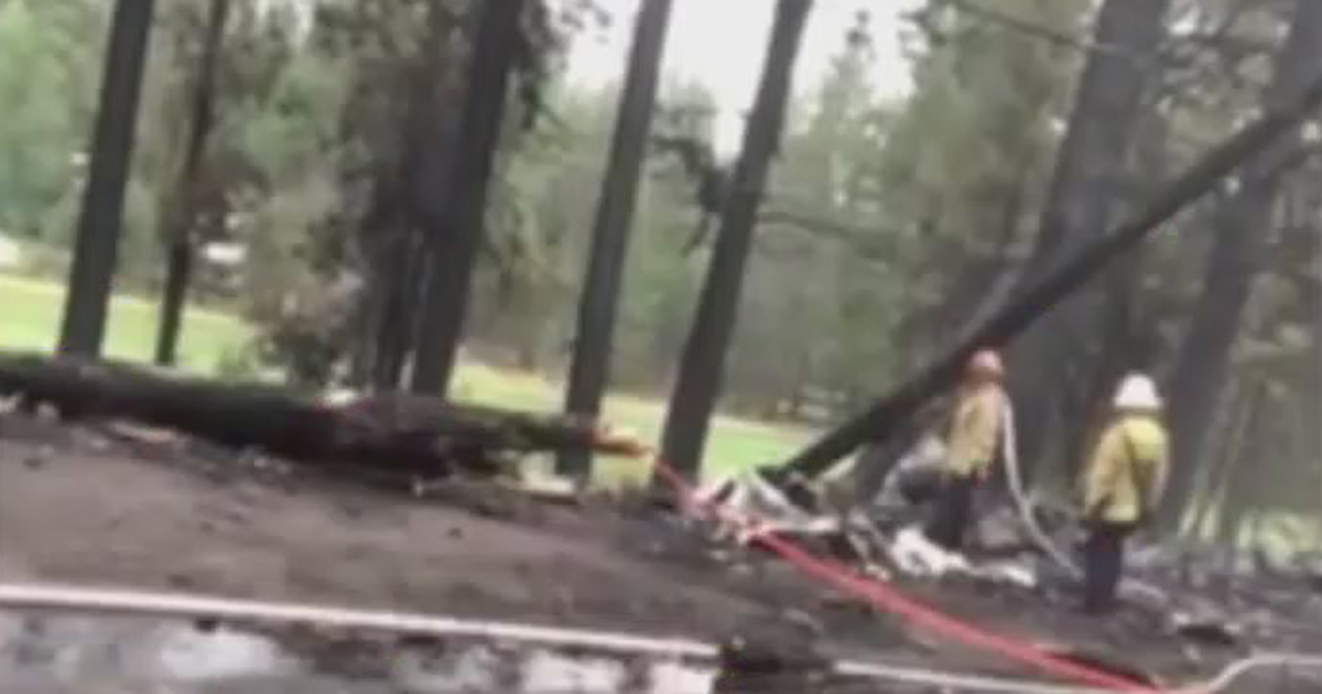Truckee private jet crash