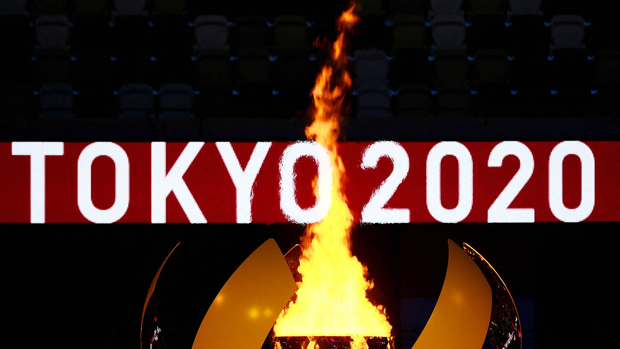Tokyo 2020 Olympic Coverage South Korean TV