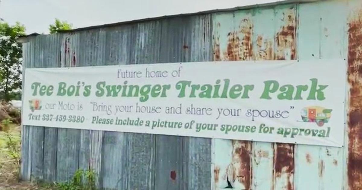 Swinger trailer park