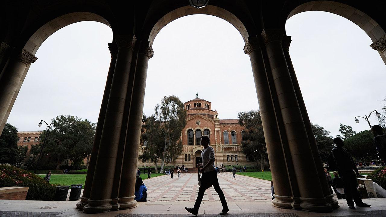 UCLA college student