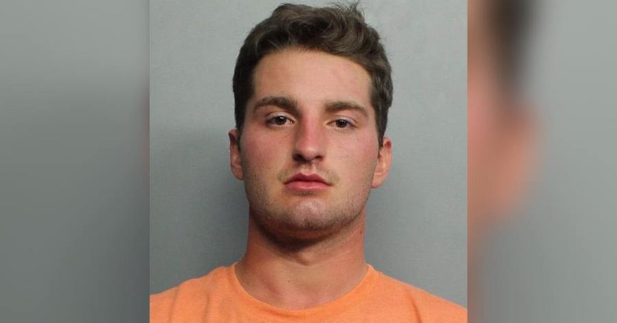 Maxwell Berry (Photo Credit: Miami-Dade County Police Department)