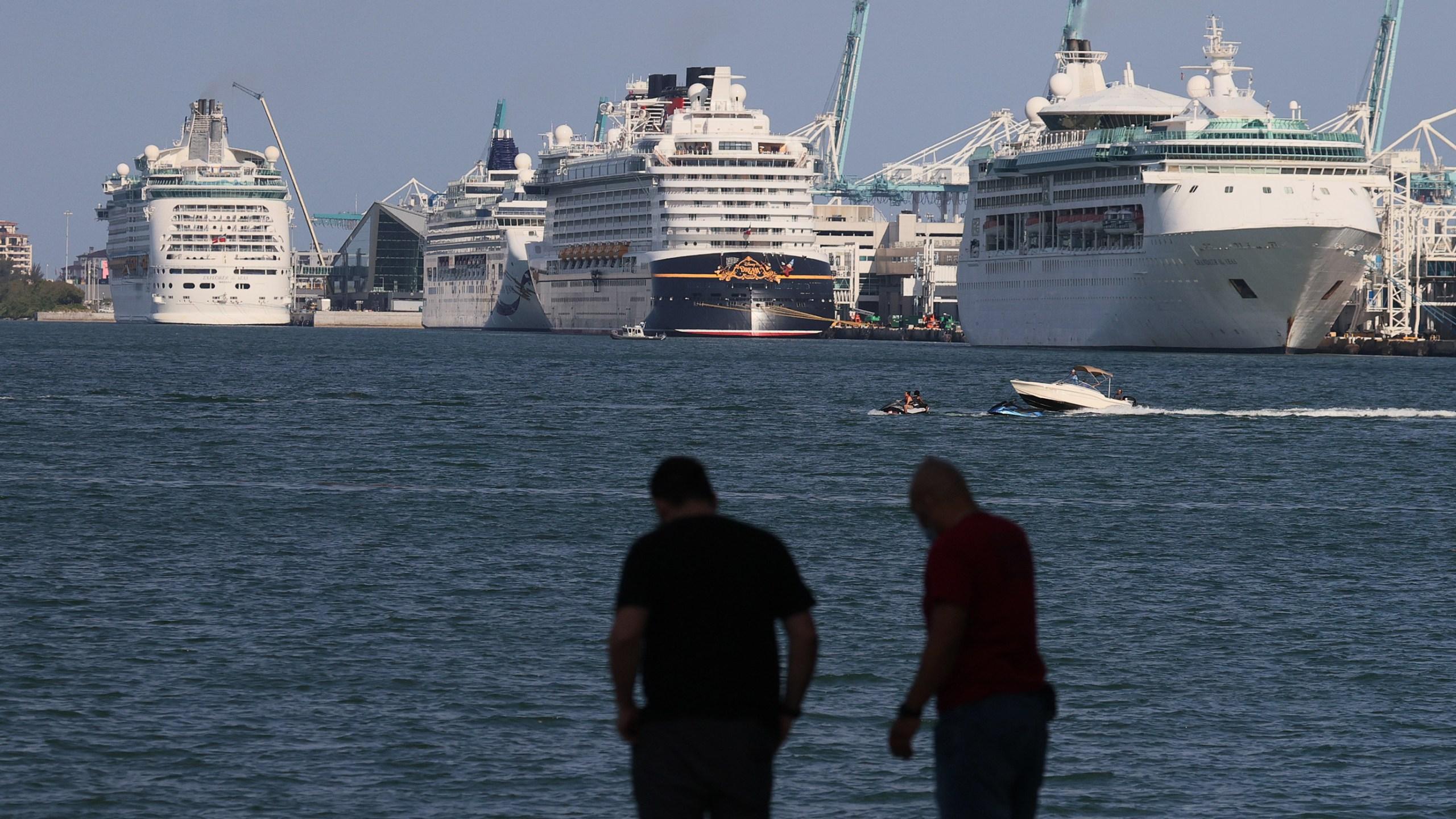 Cruise Ships Miami