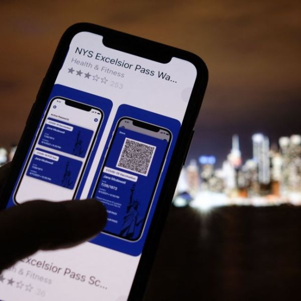 App for the New York State Excelsior Pass