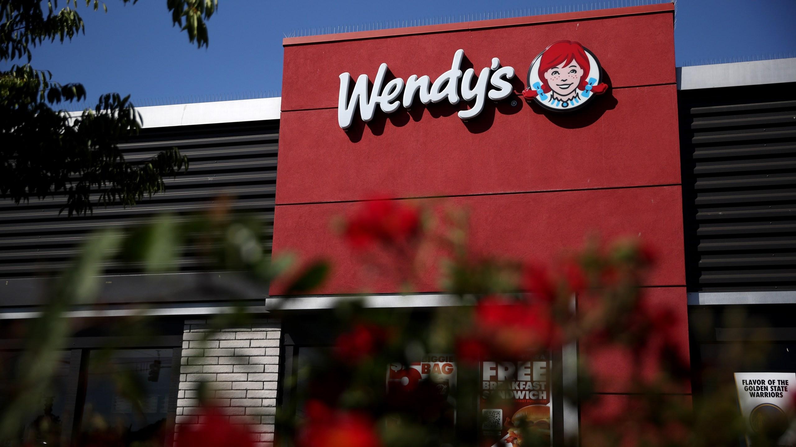 Wendy's haha