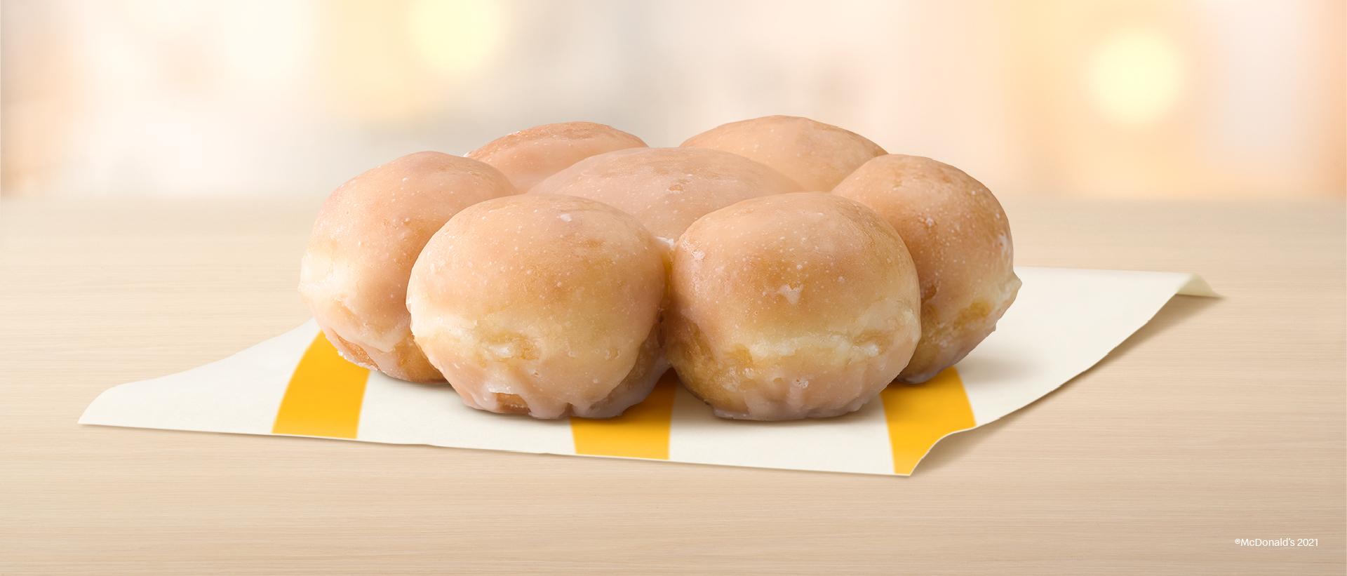 McDonald's Doughnuts