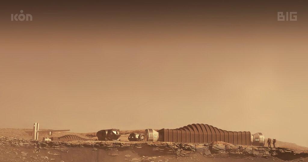 Fake Mars Mission