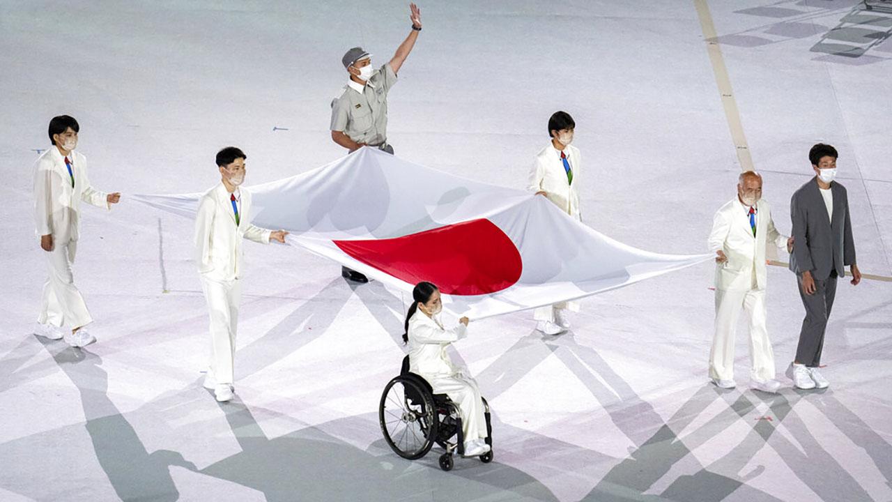 Tokyo 2020 Paralympics