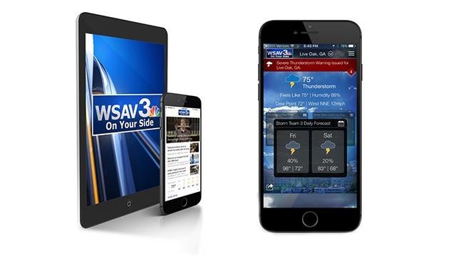 WSAV Mobile Apps
